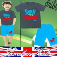 london Kids born to dribble