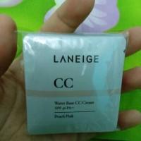 Laneige Water Base CC Cream SPF 36 PA++ Peach Pink