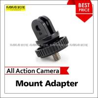 Mount Adapter 3 Way, Tripod - Size Normal bukan Mini