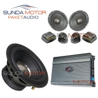 PAKET AUDIO 2WAY MOREL ULTRA