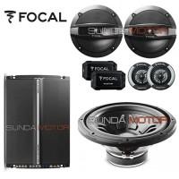 Paket Audio 2way Focal Audiotor French Technology Speaker Focal Audio
