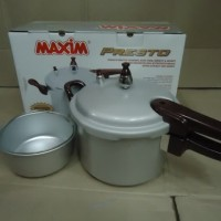 Panci Presto Teflon 20 cm / 4 Liter Maxim