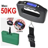Timbangan Koper Digital 50 kg (Gak perlu kuatir overload )