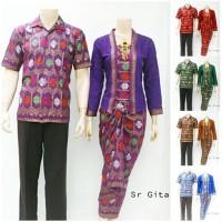Sarimbit Setelan Batik Solo, Couple Batik Gita