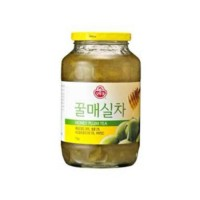 Korean Honey Plum Tea 1kg Minuman Korea Sehat Healthy Drink