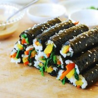 Nico Nico Japan Rumput Laut Nori Sushi Seaweed Seasoned Roasted Sheet