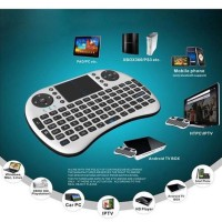 Mini Keybord Wifi + Touchpad Untuk Android Tv Box Komputer Ps3 Xbox360