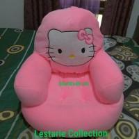 Jual sofa boneka/sofa karakter hello Kitty/sofa anak/tempat duduk anak Murah
