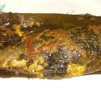 Pepes Ikan Mas / Ikan Kembung