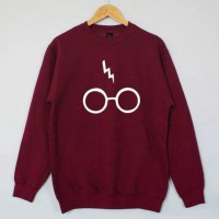 SWEATER HOODIE HARRY POTTER DESIGN ANIMASI TSHIRT HOODIES PRIA KEREN