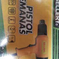 SELLERY Hot Air Gun / Heat Gun HG-500 PISTOL PEMANAS
