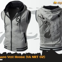 Rompi Anbu Susanoo / Vest Hoodie Anbu Naruto / Jaket Rompi Naruto