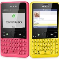 HP Nokia Asha 210 HP QWERTY Dual SIM