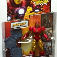 ACTION FIGURE SET MARVEL LEGENDS - CLASSIC IRONMAN IRON MAN HOT TOYS