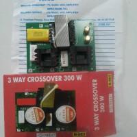 harga KIT CROSSOVER 300 Watt NELC N-036 Tokopedia.com