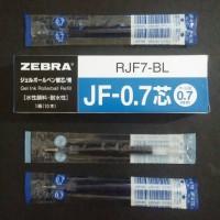 Harga refill pen ballpen zebra 0 7 mm tinta biru   antitipu.com