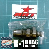 noken as BRT Yamaha Mio R-1 Drag bore up racing