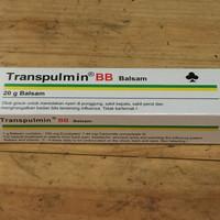 Transpulmin BB baby balsam 20 gram
