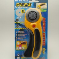 harga OLFA RTY-2 / DX Deluxe 60 mm Safety Rotary Cutter Tokopedia.com