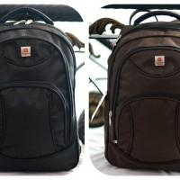 Jual tas ransel travel rain cover hujan polo laptop punggung backpack murah Murah