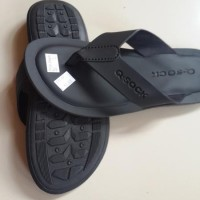 Sepatu, Fashion, Sandal Kulit (Q Sock 072 01 )