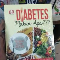 * Diabetes Makan Apa??? by Hans Tandra