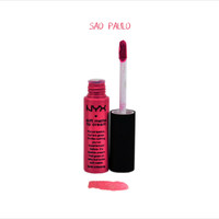 Lip Matte Cream Nyx Lips ( Nyx San Paolo)