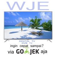 Led TV LG 32LH510D Digital TV DVB-T2 Layar 32inch GO-JEK Only