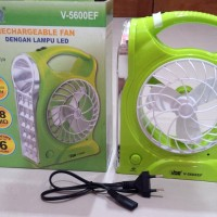 harga Emergency + KIPAS ANGIN VDR Lampu Darurat LED SMD + Senter Lamp 5600 Tokopedia.com