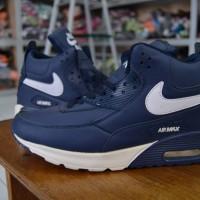 harga sepatu nike airmax basket olahraga lari cowok /jordan murah navy Tokopedia.com