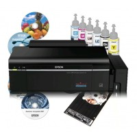 Printer Epson L805//WI-FI,PRINT,PHOTO//Tinta 6 Warna.