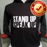 HOODIE NIKE STAND UP,SPEAK UP(ONLY SIZE S,M,L,XL) TEES103 M.K