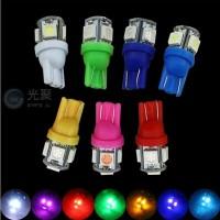 LAMPU LED T10 MOTOR / MOBIL SENJA / KOTA / SPEEDO / DLL