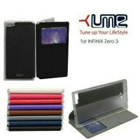 Lenovo A 1000 sarung Flip cover UME CLASSIC