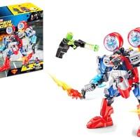 MAINAN EDUKASI - LEGO BLOCK SUPER HEROES SUPERMAN - 90011A