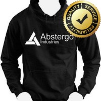 HOODIE ABSTERGO INDUTRIES(ONLY SIZE S,M,L,XL) TEES108 LarisJaya