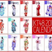 Jual JKT48 Kalender 2016 Full Set Murah