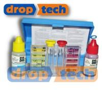 Test Kit Chlorine dan pH merk HAYWARD - Mudah Murah Cepat