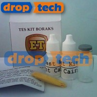 Test Kit Borax Murah Akurat