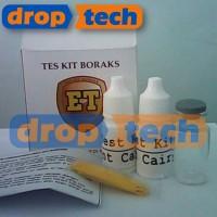 Test Kit Borax Mudah Murah Cepat