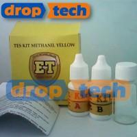 Test Kit Methanil Yellow Mudah Murah Akurat