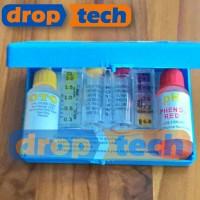 Test Kit Chlorine dan pH merk YUHO - Mudah Murah Akurat