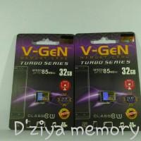 Jual MICRO SD V-GEN MEMORI 32GB NON ADAPTOR TURBO CLASS10 Murah