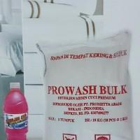 Jual Prowash Deterjen / Deterjen Mesin Cuci / Pakaian / Laundry Murah