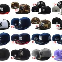 harga Topi Fitted New Era 59fifty Baseball MLB New York Yankees - Import Tokopedia.com