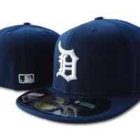 harga Topi Fitted New Era 59fifty Baseball MLB Detroit Tigers - Import Tokopedia.com