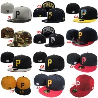 harga Topi Fitted New Era 59fifty Baseball MLB Pittsburgh Pirates - Import Tokopedia.com