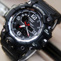 harga Jam Tangan Sport Pria Casio G-Shock Double Time Rubber Black Tokopedia.com