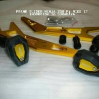 Frame Sliders Ninja 250 Fi Ride It