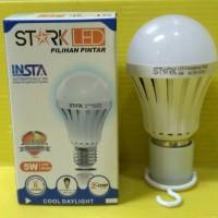 harga Stark-Led Lampu LED INSTA Smart Bulb 5 Watt Cool Day Light Putih Tokopedia.com